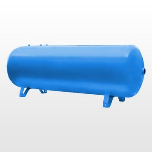 Tank 2000 L (16 bar) Painted - Horizontal