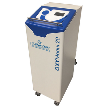OXYModul 20 Veterinary 20 l/min@3,8 bar 93%