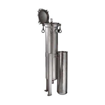 "BFS2-B Bagfilter Housing 2"" Side in/out (SS304)"