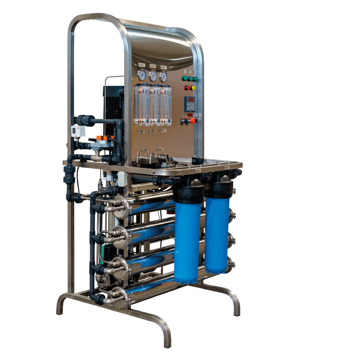 RO-M-1000 Reverse Osmosis 1000 l/h