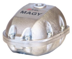 "Ultrafilter MAGY ½"" Zero-air loss filter drain"