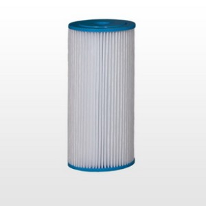 "Ultra-Pure Pleated Jumbo 10""  0,5 µm"